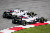 Ленс Стролл, Феліпе Масса, Williams FW40