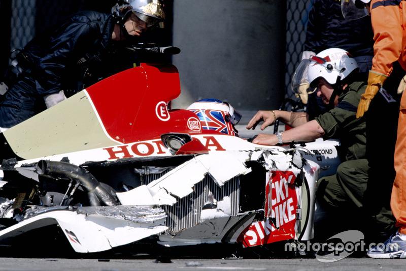 Jenson Button, BAR Honda 005