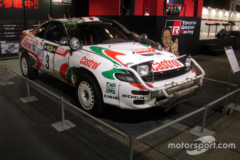 WRC CELICA GT-FOUR, Toyota Gazoo Racing