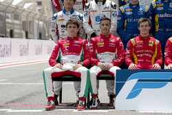 Class photo on the grid