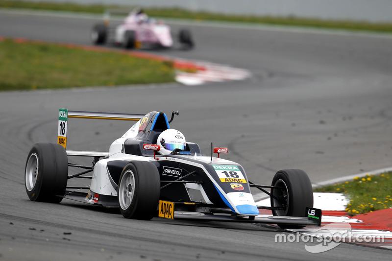 Julian Hanses, US Racing