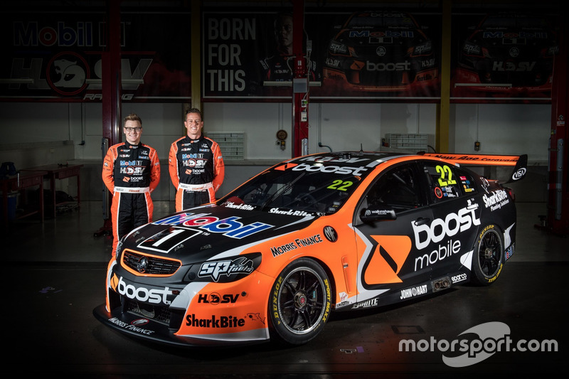 HSV Racing – James Courtney/Jack Perkins