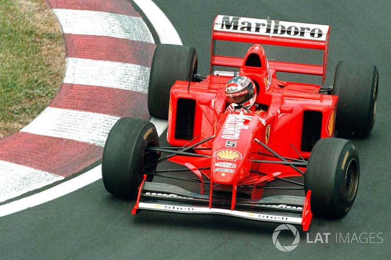 1997 Canadian GP, Ferrari F310B