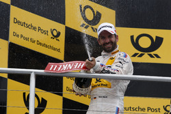 Podium: 2. Timo Glock, BMW Team RMG, BMW M4 DTM