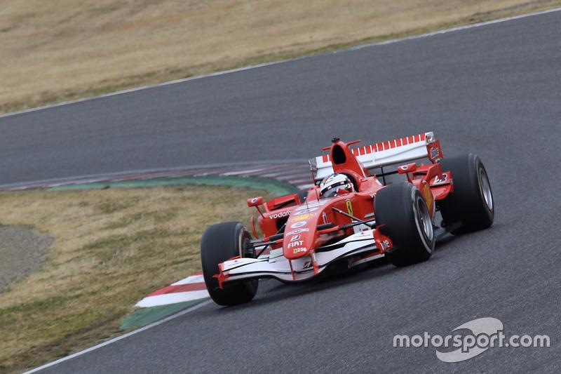 Джулиано Алези, Ferrari 248 F1
