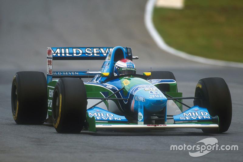 1994 – Йос Ферстаппен, Benetton