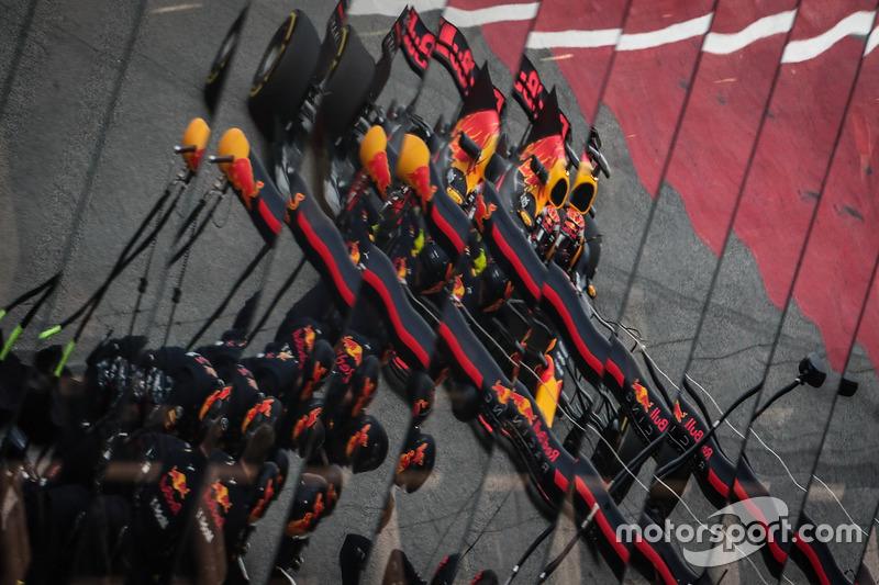 Mercredi : Max Verstappen, Red Bull Racing RB13