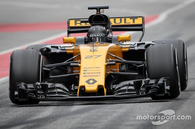 Нико Хюлькенберг, Renault (номер 27)