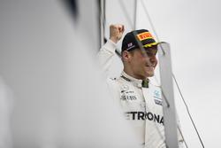 Second place Valtteri Bottas, Mercedes AMG F1