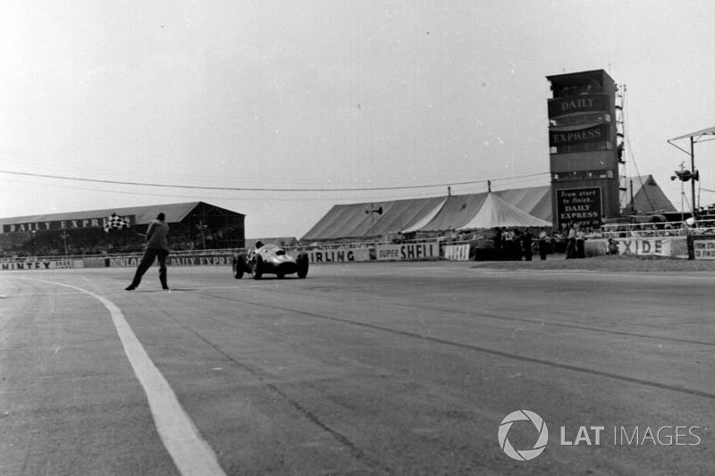 1958: Peter Collins, Ferrari D246