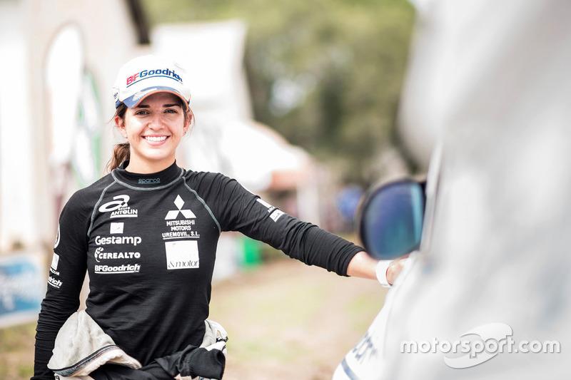 #360 Mitsubishi: Cristina Gutiérrez