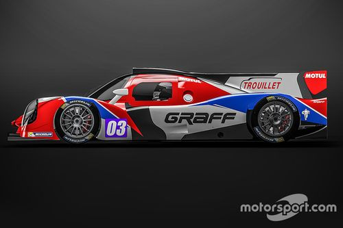 Anuncio Graff Racing