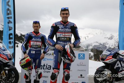 Présentation de l'équipe Avintia Racing MotoGP