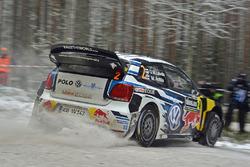 Яри-Матти Латвала и Микка Анттила, Volkswagen Polo WRC, Volkswagen Motorsport