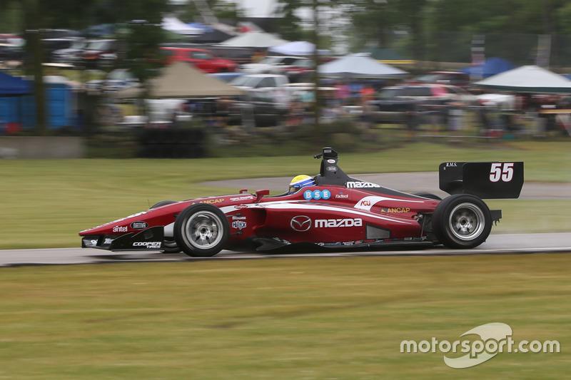 Santiago Urrutia, Schmidt Peterson Motorsports