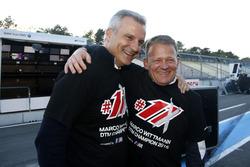 Jens Marquardt, BMW Motorsport Director and Stefan Reinhold, BMW Team RMG