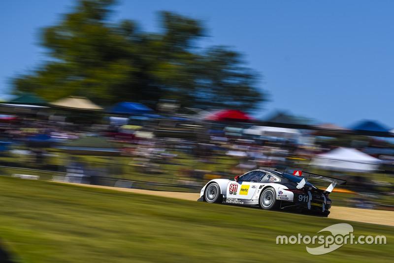 #911 Porsche Team North America, Porsche 911 RSR: Nick Tandy, Patrick Pilet, Richard Lietz