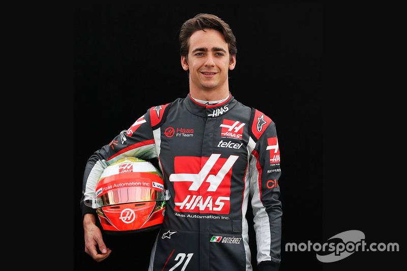 Esteban Gutiérrez, Haas F1 (miércoles)