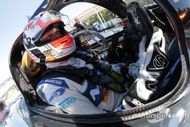 #9: John Pew, Michael Shank Racing with Curb/Agajanian