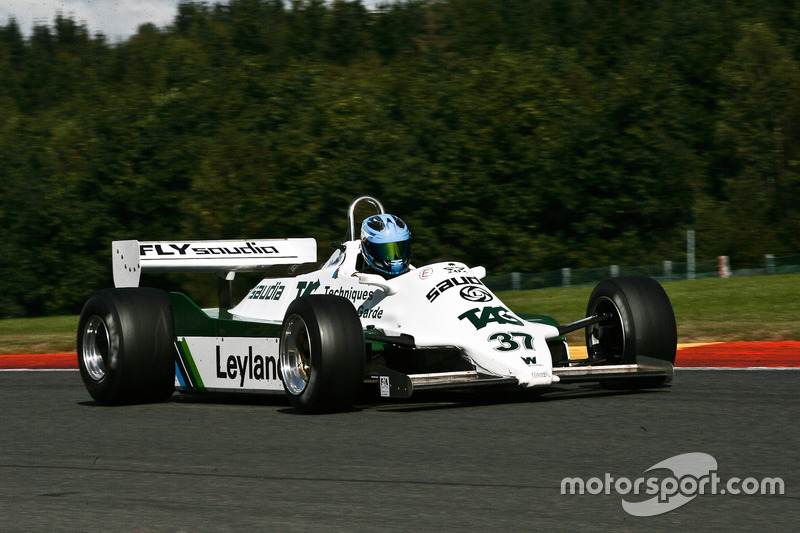 #37 Williams FW07C (1981): Christophe d'Ansembourg