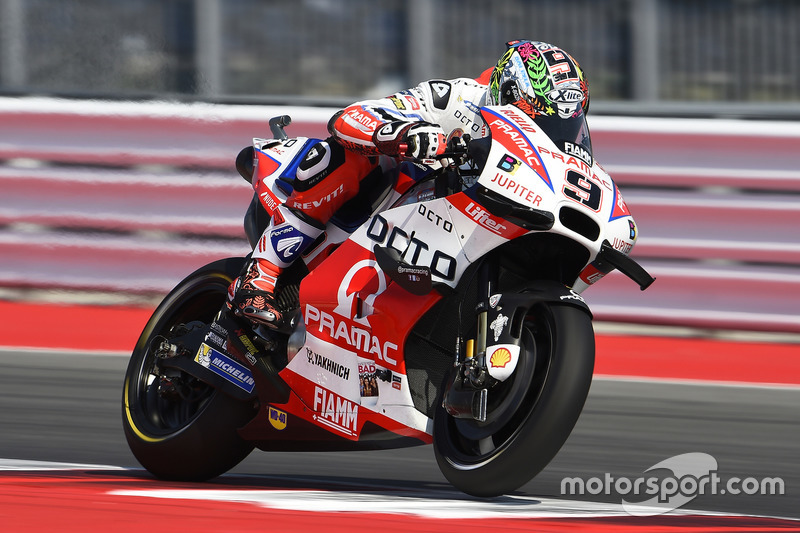 11. Danilo Petrucci, Pramac Racing