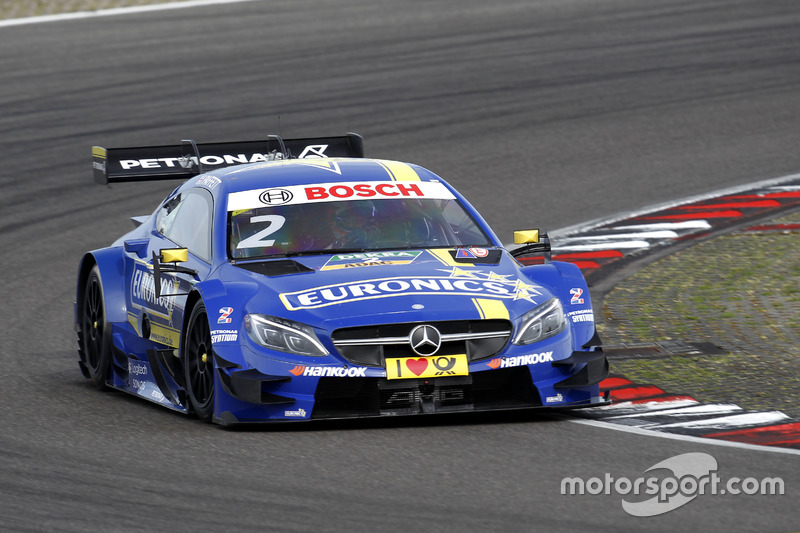 21. Gary Paffett, Mercedes-AMG Team ART, Mercedes-AMG C63 DTM