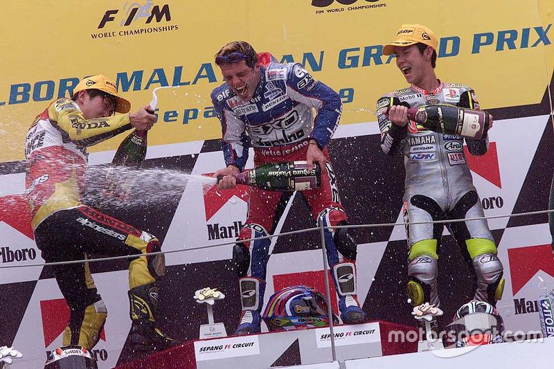 1999 - Débuts en 250cc