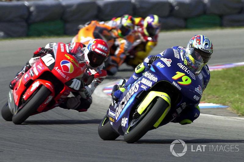 2001 - Olivier Jacque (500cc)