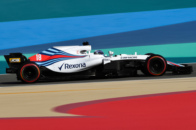Williams FW41 sem o Halo