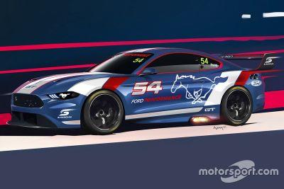 Presentazione Ford Mustang