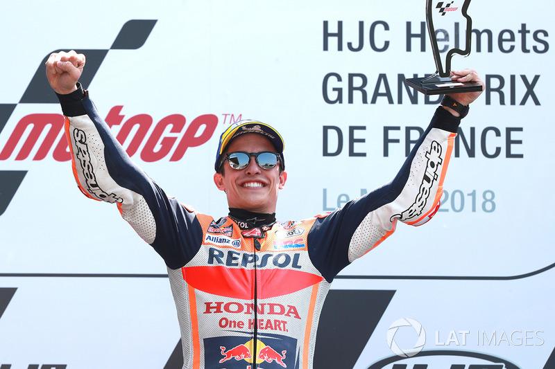 Ganador: Marc Marquez, Repsol Honda Team