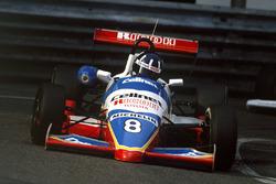 Дэймон Хилл, Ralt RT32-Toyota/TOM's