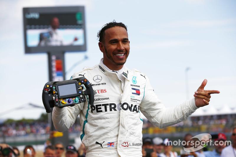 2,773 puntos totales son los que ha conseguido en 181 Grandes Premios durante su carrera en F1, 99 de ellos con Mercedes.