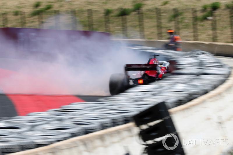 GP Perancis - Marcus Ericsson (FP1)