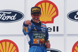 Podio: Michael Schumacher, Benetton