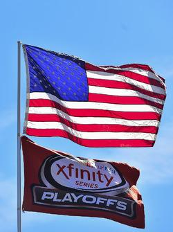 Xfinity Series Playoffs flag