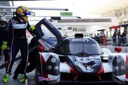 #24 United Autosports Ligier JSP3: Guy Cosmo, Patrick Byrne, Michael Benham, Salih Yoluc