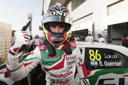 Pole position for Esteban Guerrieri, Honda Racing Team JAS, Honda Civic WTCC