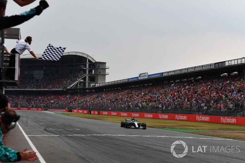 Allemagne - Vainqueur : Lewis Hamilton
