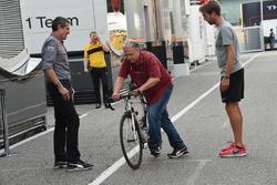 Gene Haas, eigenaar Haas F1 Team