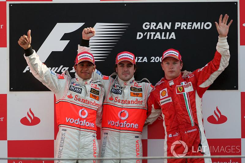 2007 : Grand Prix d'Italie