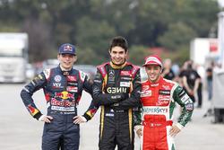 Max Verstappen, Van Amersfoort Racing, Esteban Ocon, Prema Powerteam, Antonio Fuoco, Prema Powerteam