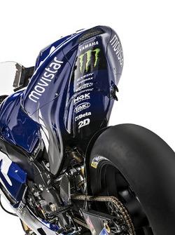 Bike of Valentino Rossi, Yamaha Factory Racing
