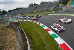 #2 United Autosports Ligier JS P3 - Nissan: John Falb, Sean Rayhall