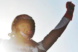 Il vincitore Elfyn Evans, Ford Fiesta WRC, M-Sport