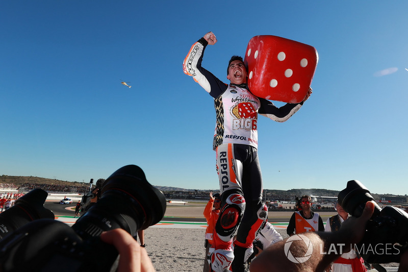 Youngest six time world champion