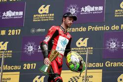 Podyum: Glenn Irwin, Be Wiser Ducati, Ducati 1199RS