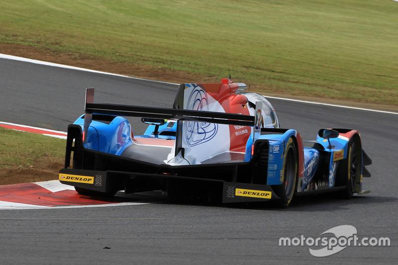 #37 SMP Racing, BR01 - Nissan: Vitaly Petrov, Viktor Shaytar, Kirill Ladygin
