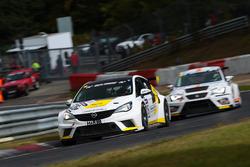 Hannu Luostarinen, Heinz-Otto Fritzsche, Jürgen Fritzsche, Opel Astra TCR