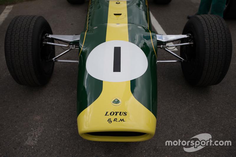 Lotus 43 BRM H16